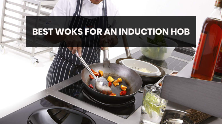 Top 6 Best Woks For An Induction Hob Reviews (2020 UK)